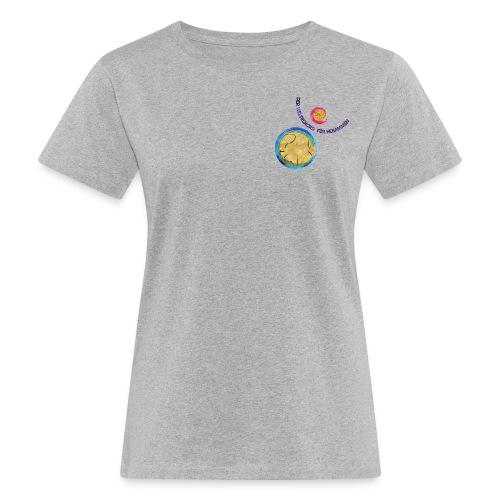 weltrekord - Frauen Bio-T-Shirt