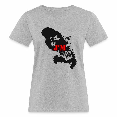 J'M La Martinique - T-shirt bio Femme