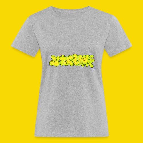 Strange Graffiti - Ekologiczna koszulka damska