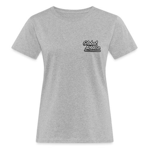 DJ Global Atlenta - T-shirt bio Femme