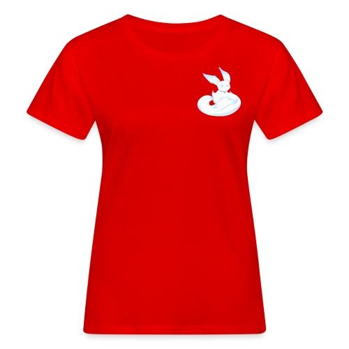 Fannec - T-shirt ecologica da donna