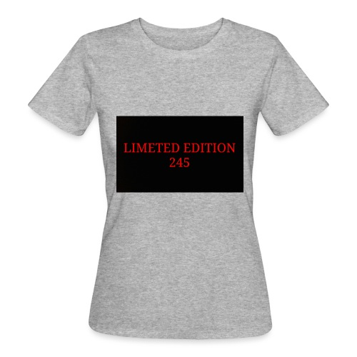 LIMETED merchandise - Women's Organic T-Shirt