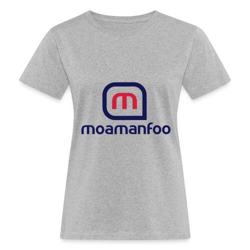 Moamanfoo - T-shirt bio Femme