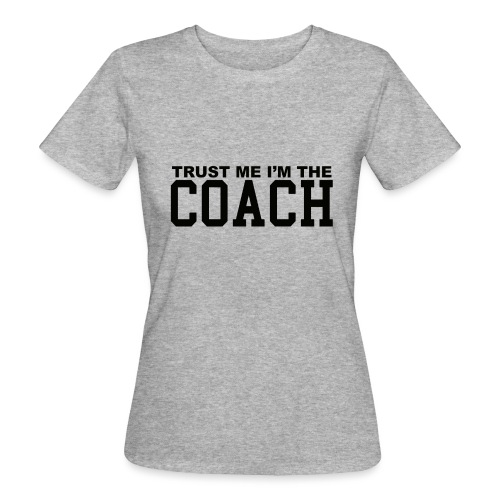 Coach - T-shirt bio Femme