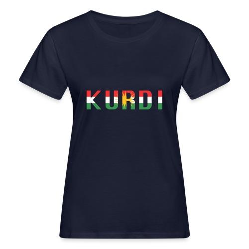 KURDI LOGO - Frauen Bio-T-Shirt
