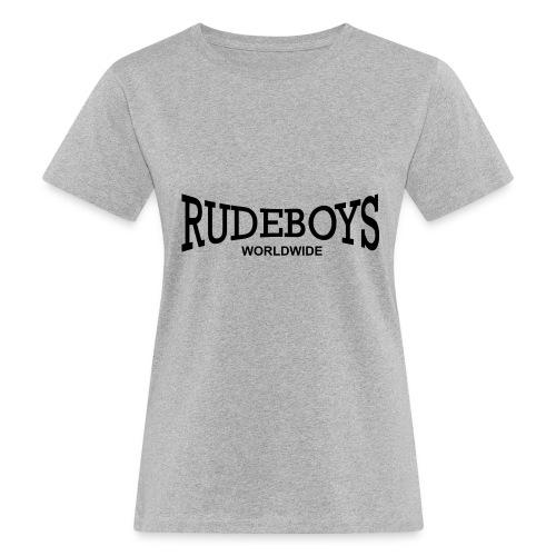 rudeboys_worldwide - Frauen Bio-T-Shirt