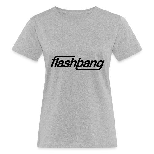 FlashBang Enkel - 50kr Donation - Ekologisk T-shirt dam