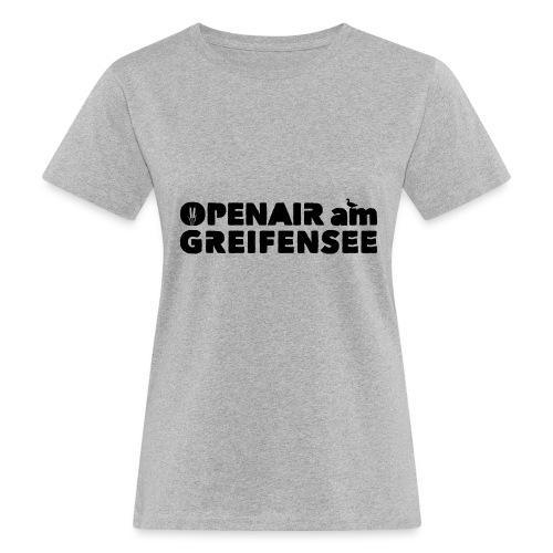 Openair am Greifensee 2018 - Frauen Bio-T-Shirt