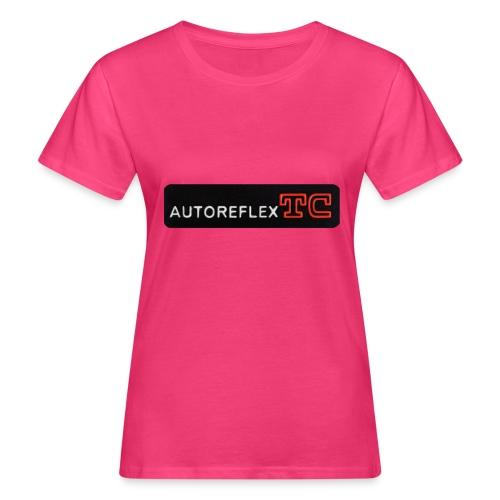 Autoreflex TC - T-shirt ecologica da donna