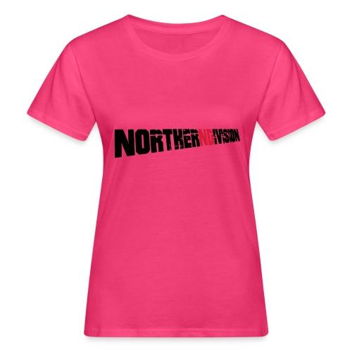 nd badg 2vari perspective - Naisten luonnonmukainen t-paita