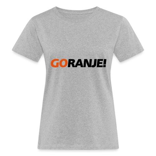 Go Ranje - Goranje - 2 kleuren - Vrouwen Bio-T-shirt