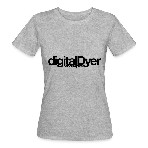 digitalDyer - Women's Organic T-Shirt