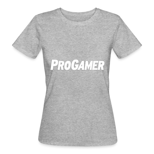 progamers merchandise - Organic damer