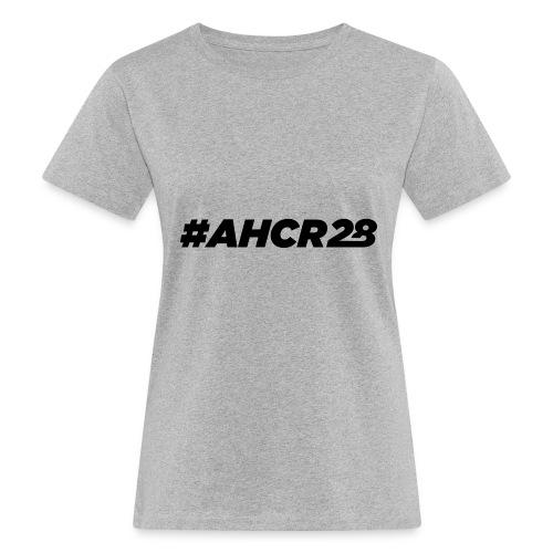 ahcr28 - Women's Organic T-Shirt