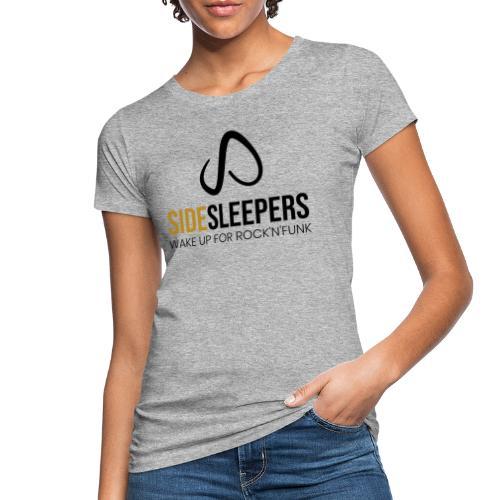 Sidesleepers - Frauen Bio-T-Shirt