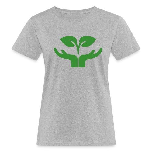 Pflanze einen Baum - Frauen Bio-T-Shirt