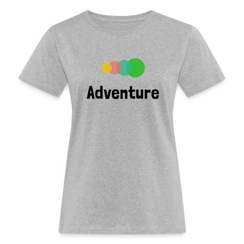 Pure Adventure - Women's Organic T-Shirt