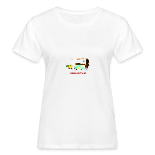 maerch print ambulance - Women's Organic T-Shirt