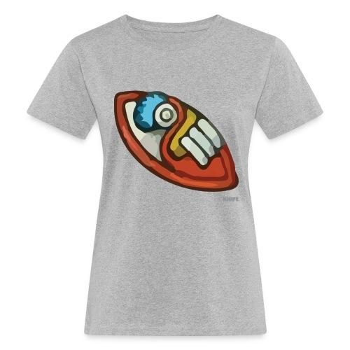 Aztec Flint Knife - Women's Organic T-Shirt