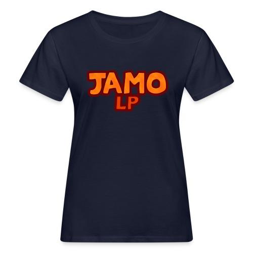 JAMOLP Logo T-shirt - Organic damer
