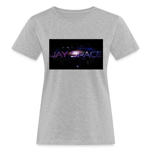 Jay Space - Naisten luonnonmukainen t-paita