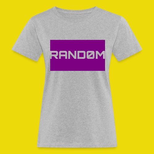 Random Logo - Women's Organic T-Shirt