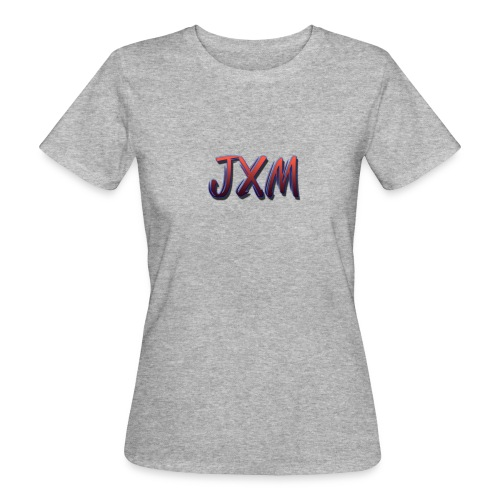 JXM Logo - Women's Organic T-Shirt