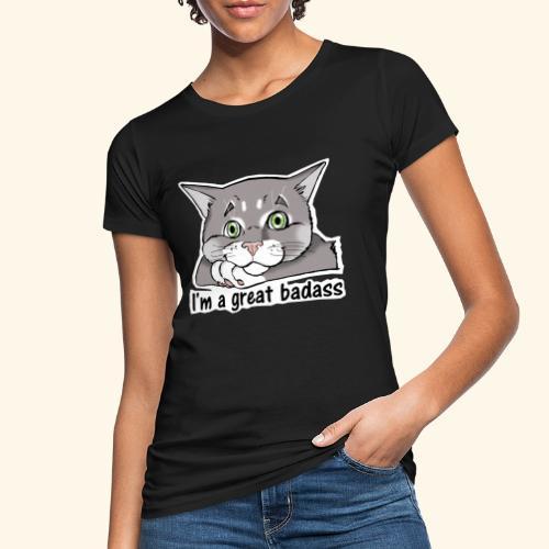 Nice Dogs CATS - T-shirt ecologica da donna