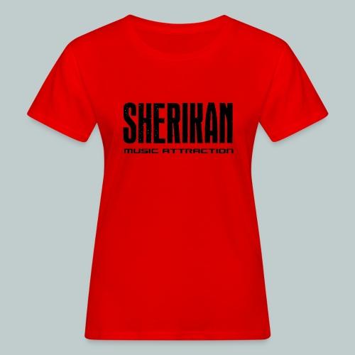 Sherikan - Ekologisk T-shirt dam
