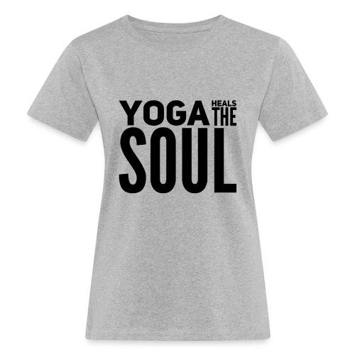 yogalover - Vrouwen Bio-T-shirt