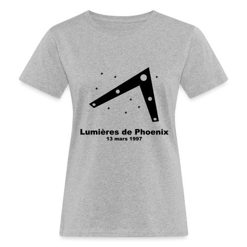 OVNI Lumieres de Phoenix - T-shirt bio Femme
