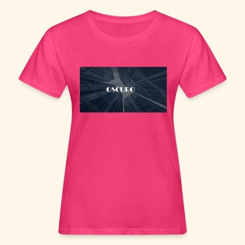 COPERTINA ALBUM OSCURO - T-shirt ecologica da donna