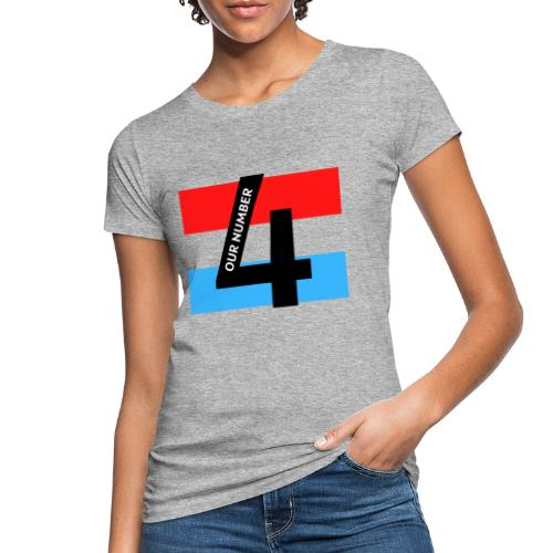 Our Number 4 Collection from The Trippers - Women's Organic T-Shirt