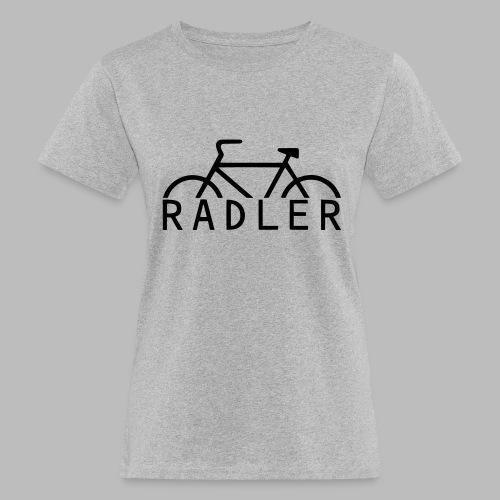 RADLER - Frauen Bio-T-Shirt