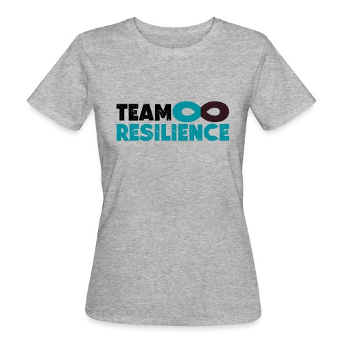 Team Resilience - Ekologisk T-shirt dam