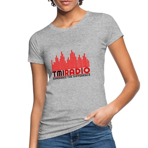 NEW TMI LOGO RED AND BLACK 2000 - Women's Organic T-Shirt