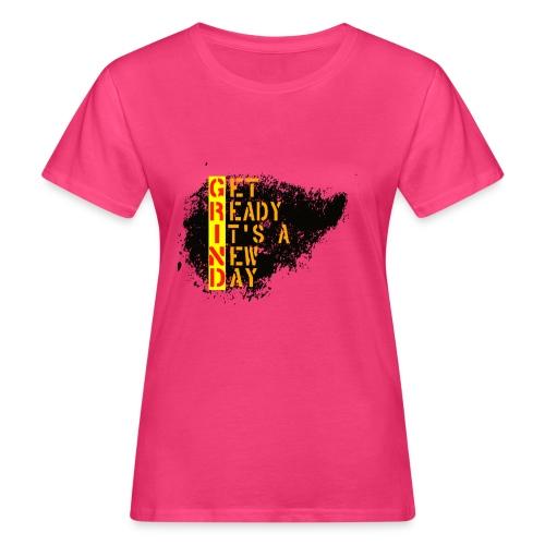 New Fresh Day - T-shirt bio Femme