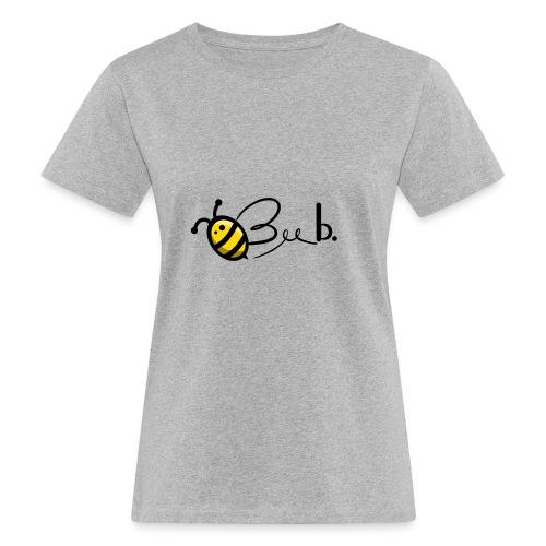 Bee b. Logo - Women's Organic T-Shirt