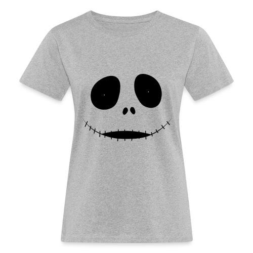 SCAREY FACE - Frauen Bio-T-Shirt