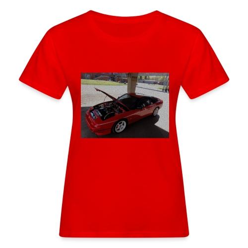 s13 - Naisten luonnonmukainen t-paita