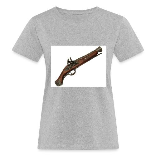 Pistola - Camiseta ecológica mujer