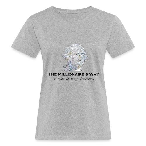 Il nostro logo - T-shirt ecologica da donna