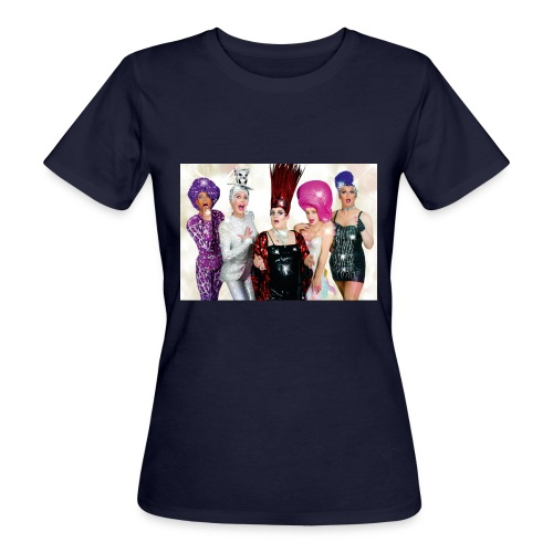 Covergirls - Frauen Bio-T-Shirt