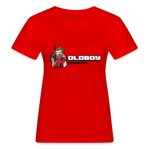 Oldboy Gamers Fanshirt - Økologisk T-skjorte for kvinner