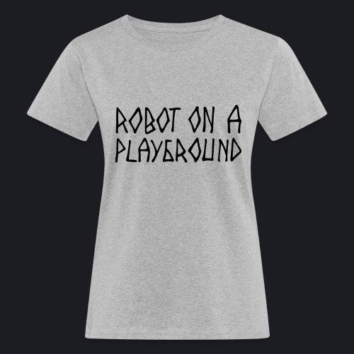 ROAP LOGO - Frauen Bio-T-Shirt