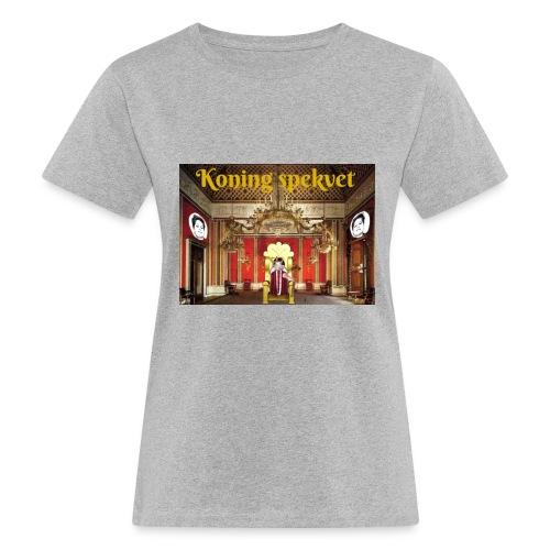 Koning Spekvet - Vrouwen Bio-T-shirt