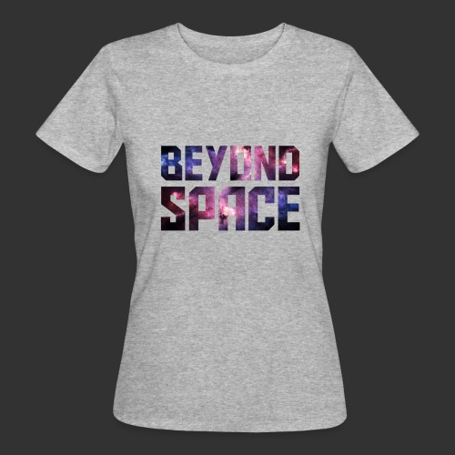 Beyond Space - T-shirt bio Femme