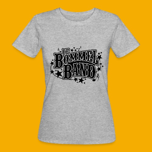 bb logo - Vrouwen Bio-T-shirt
