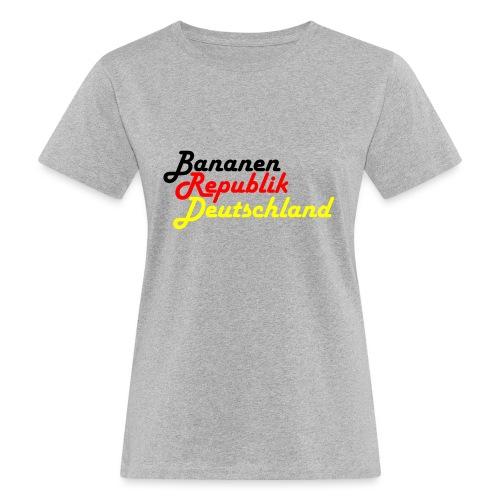 BRD #1 - Frauen Bio-T-Shirt