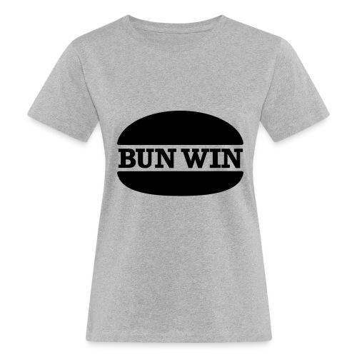 bunwinblack - Women's Organic T-Shirt